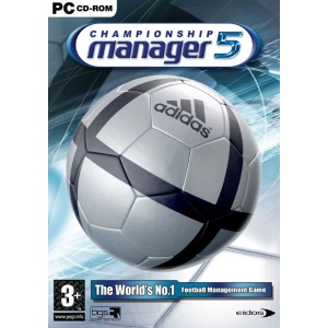 Eidos Championship Manager 5 (PC) G2072