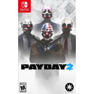 Starbreeze Payday 2 Nintendo Switch
