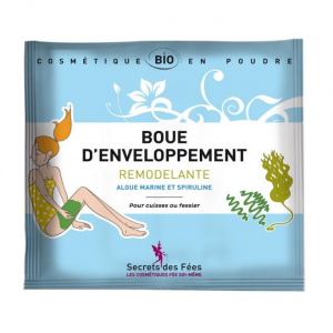 Secrets des Fees Tratament Modelator cu Namol, Alge si Spirulina 40g