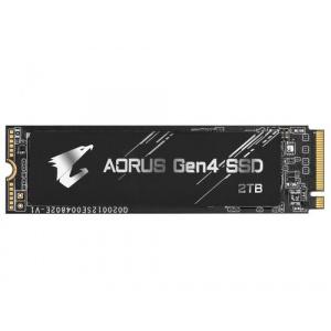 Gigabyte AORUS Gen4 2TB, M.2 2280, PCI-Express 4.0 x4, NVMe 1.3