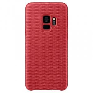 Samsung Hyperknit red pentru Galaxy S9 (EF-GG960FREGWW)
