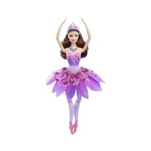 Mattel In the Pink Shoes - Papusa Balerina Odette 8814