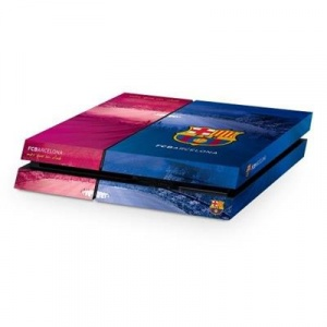 Intoro FC Barcelona Playstation 4 Console Skin