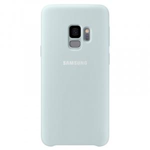 Samsung Silicone blue pentru Galaxy S9 (EF-PG960TLEGWW)