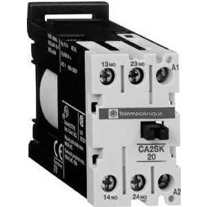 Schneider Electric Contactor - tesys k, d, s - ca2-sk - 2 no - instantaneu - 10 a  CA2SK20P7