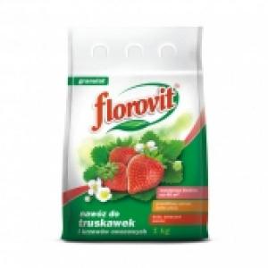Grupa Inco Florovit ingrasamant pentru capsuni si fructe de padure 25 kg, NPK 15:10:20,5