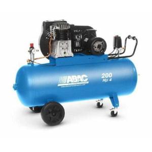 ABAC Compresor de aer 220V 10 bari vas 200 litri