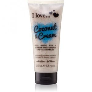 I love... Coconut & Cream gel de dus 200 ml