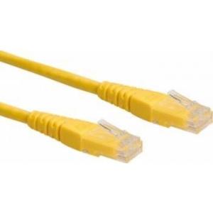 Value Cablu retea UTP Cat.6 1.5m Galben