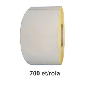 ZINTA Role etichete termice 148x210mm A5, 700 et./rola - 148X210X700-TH