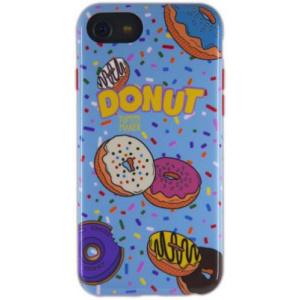 Benjamins Donut pentru iPhone 7 Plus/8 Plus (Multicolor)