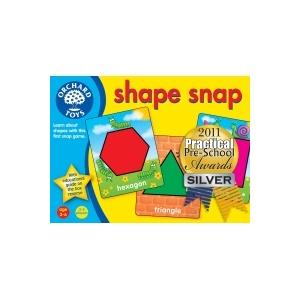 Orchard Toys Joc Educativ - Invata Formele Geometrice Si Culorile - (027)