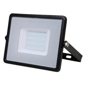 V-TAC 30W LED Floodlight SMD SAMSUNG CHIP Black Body White