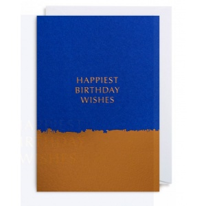Lagom Design Felicitare - Happiest Birthday Wishes