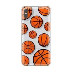 Lemontti Silicon Art  iPhone X Basketball