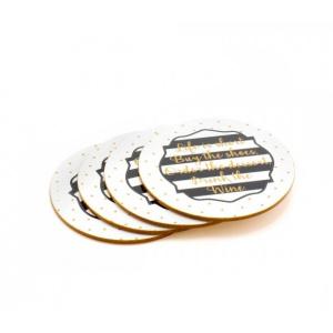 Lesser & Pavey Suport pahar - Simply Chic Coasters - mai multe modele