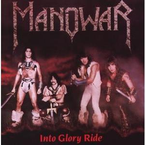 Manowar Into glory ride  4042564098730