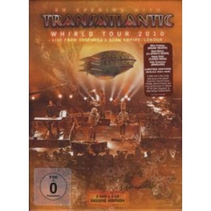 Transatlantic Whirld Tour 2010 (limited Mediabox)