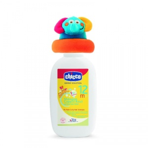 Chicco Sampon Copii Par Ondulat Smart Colour 300ml Jucarie Baie