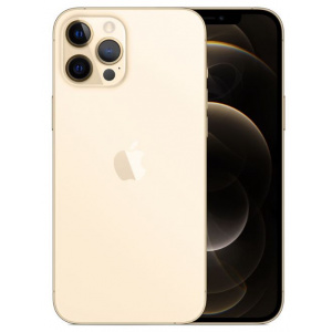 Apple iPhone 12 Pro Max 128GB 6GB RAM 5G Gold