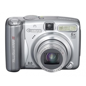 Canon Camera foto digitala A720 IS Canon