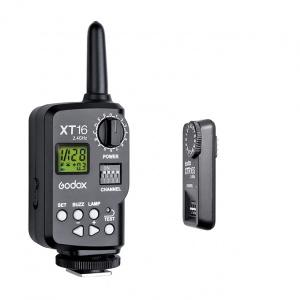 Godox XT-16S - kit transmitator si receptor wireless 2.4 GHz