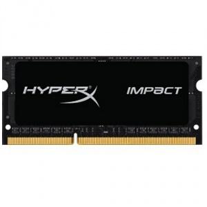 Kingston 8GB DDR3L SODIMM 1600MHz HyperX Impact Black (HX316LS9IB/8)