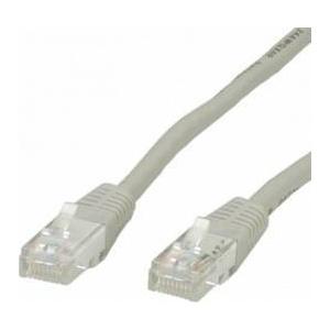 Value Cablu retea UTP Cat.6 10m Gri