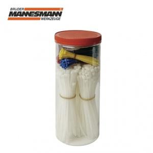 Mannesmann Coliere din plastic  300 buca  i