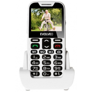 Evolveo EasyPhone XD (Alb)
