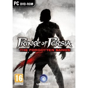 Ubisoft Prince of Persia The Forgotten Sands