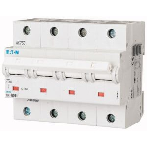 Eaton Siguranta automata PLHT-B50/4 50A 4P