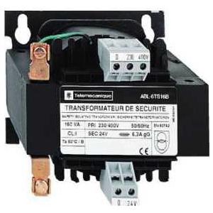 Schneider Electric ABL6TS25G : Transformator De Tensiune - 230 - 400 V - 1 X 115 V - 250 VA