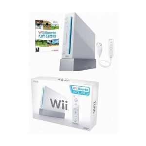Nintendo Consola Wii, Sports pack
