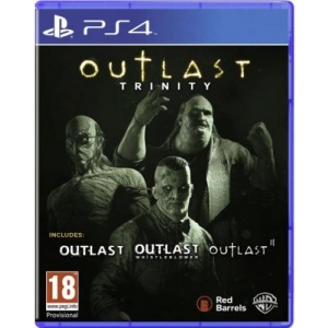 Warner Bros. Outlast Trinity (PS4)