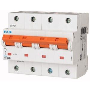 Eaton Siguranta automata PLHT-B63/4 63A 15-25Ka 4P