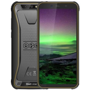 BlackView BV5500 16GB Dual Sim 3G  Negru/Portocaliu