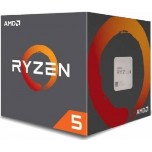 AMD Ryzen 5 2600 3.4GHz Box (YD2600BBAFBOX)