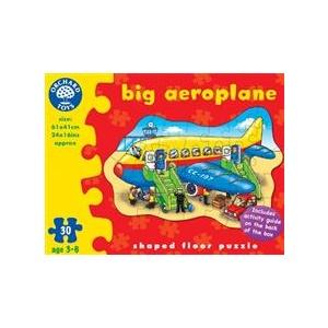 Orchard Toys Puzzle De Podea - Avion (30 Piese) - (273)