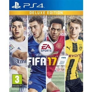 Electronic Arts FIFA 17 Deluxe Edition PS4