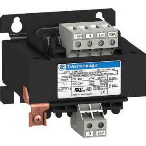 Schneider Electric ABT7ESM016B : Transformator De Tensiune - 230 V - 1 X 24 V - 160 VA