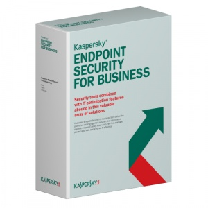 Kaspersky Endpoint Security for Business Select European Edition, 25-49 Node / 1 year, Base License KL4863XAPFS