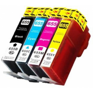 Euro Print Cartus compatibil HP 655BK black Ink CPE1688