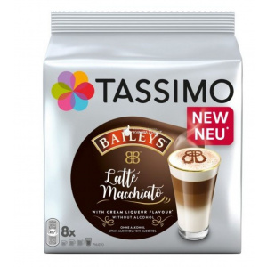 Jacobs Tassimo Baileys Latte Macchiato, 16 capsule