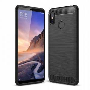 Tech-Protect TPUCARBON Xiaomi Mi Max 3 Black