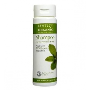 Bentley Organic Sampon pentru par normal sau gras, 250 ml, 70% organic