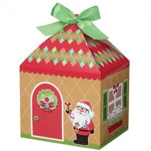 Wilton Set 2 cutii cadou Casuta