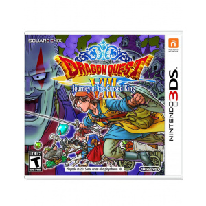 Square Enix Dragon Quest VIII Journey of the Cursed King Nintendo 3DS
