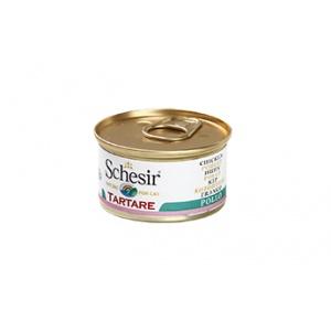 Schesir Adult Tartar Pui 85 gr