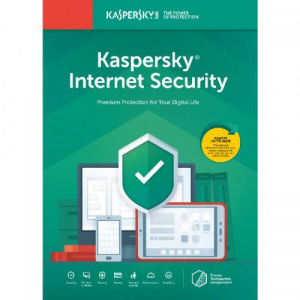 Kaspersky Internet Security, Eastern Europe Edition, 10 Device/1Year, Renewal Electronic